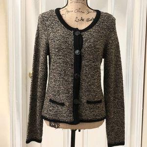 NWT AIDA wool blend cardigan